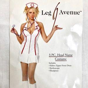 Nurse Halloween costume (Women)